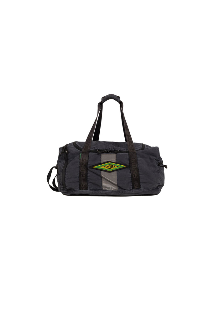Canvas Duffle Bag - Midnight Navy