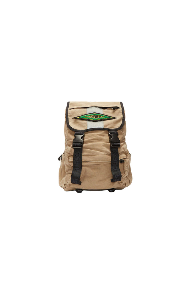 Canvas Backpack - Warm Caramel