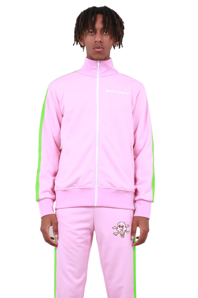 ICECREAM Skull Track Jacket - Pink