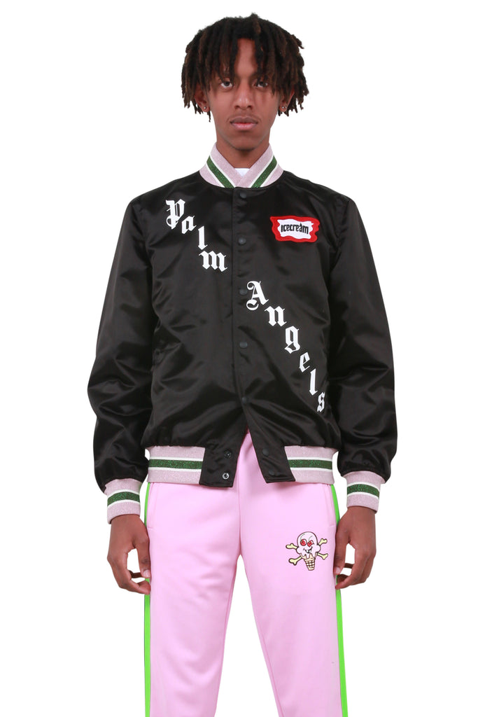 ICECREAM Varsity Jacket