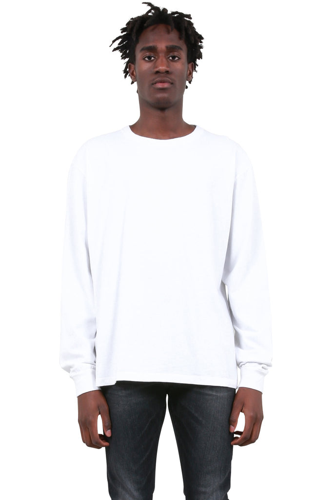 Long Sleeve Classic T-Shirt - White