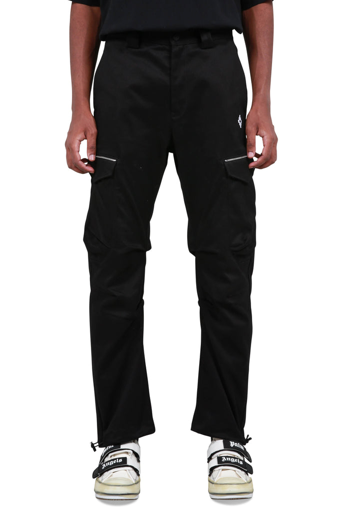 Cross Cargo Pants - Black