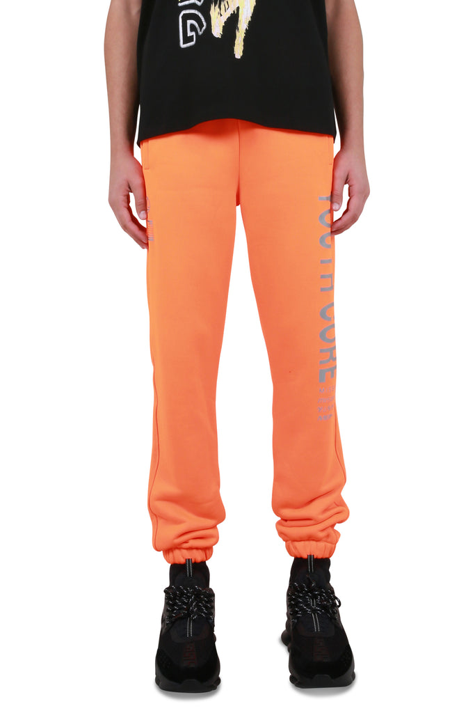 Youth Core Sweatpants - Neon Orange