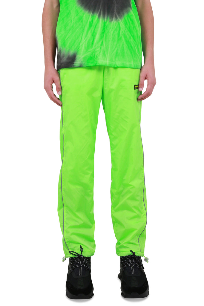 Europa Track Trousers - Neon Green