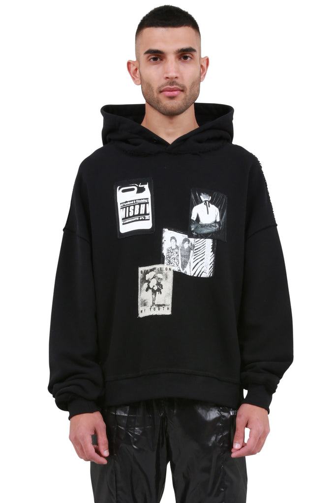 Lubricants Hoodie - Washed Black