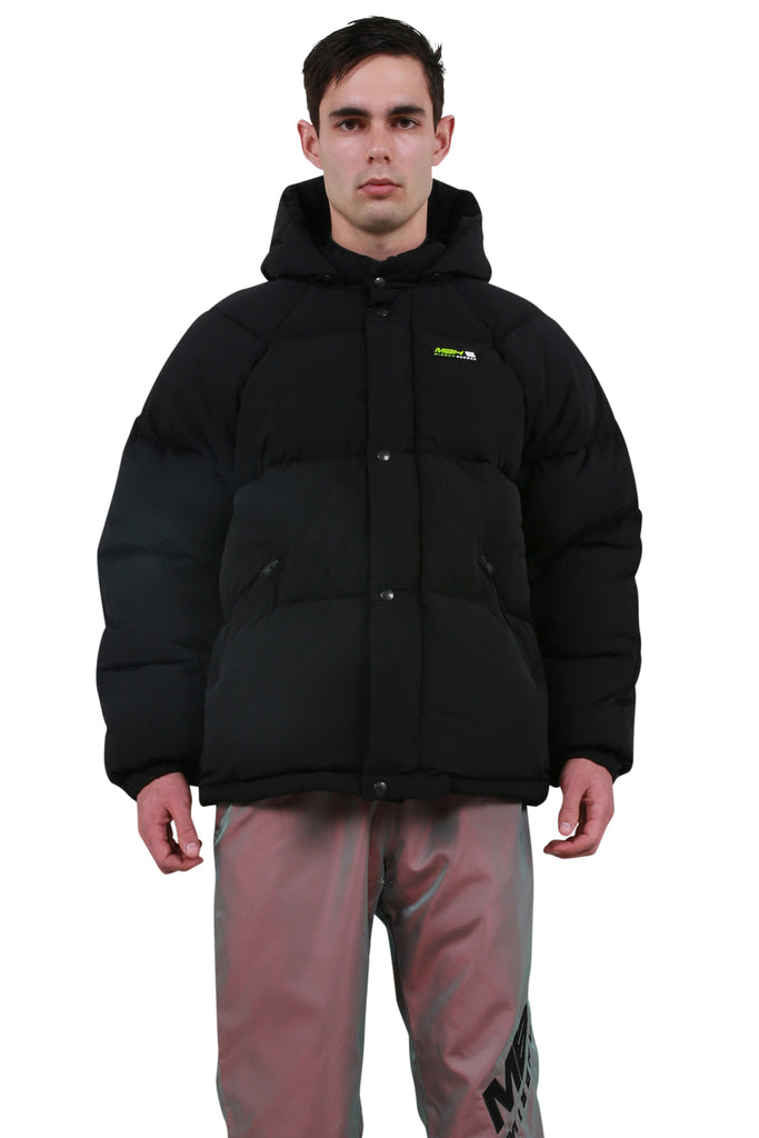 Europa Down Jacket - Black