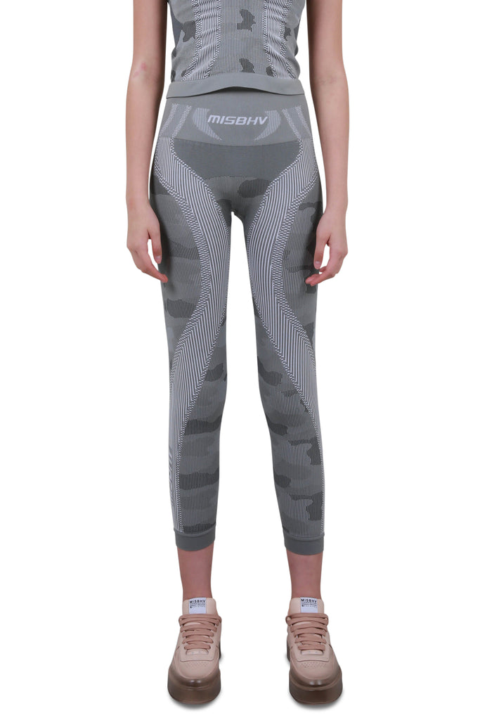 SPORT Active Wear Leggings - Military
