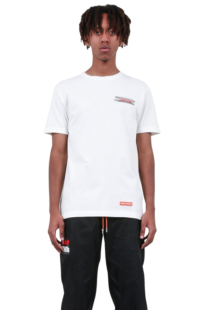 Uniform T-Shirt - White