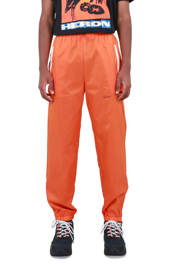 Nylon Trackpants - Orange