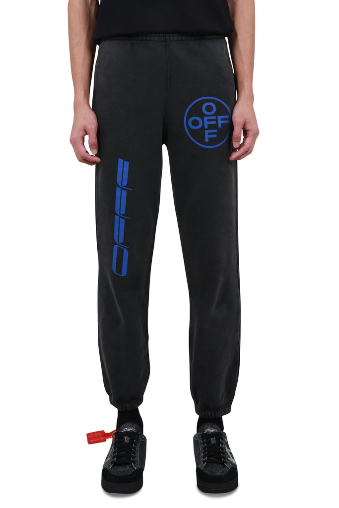 Hardcore Caravaggio Short Sweatpants - Black