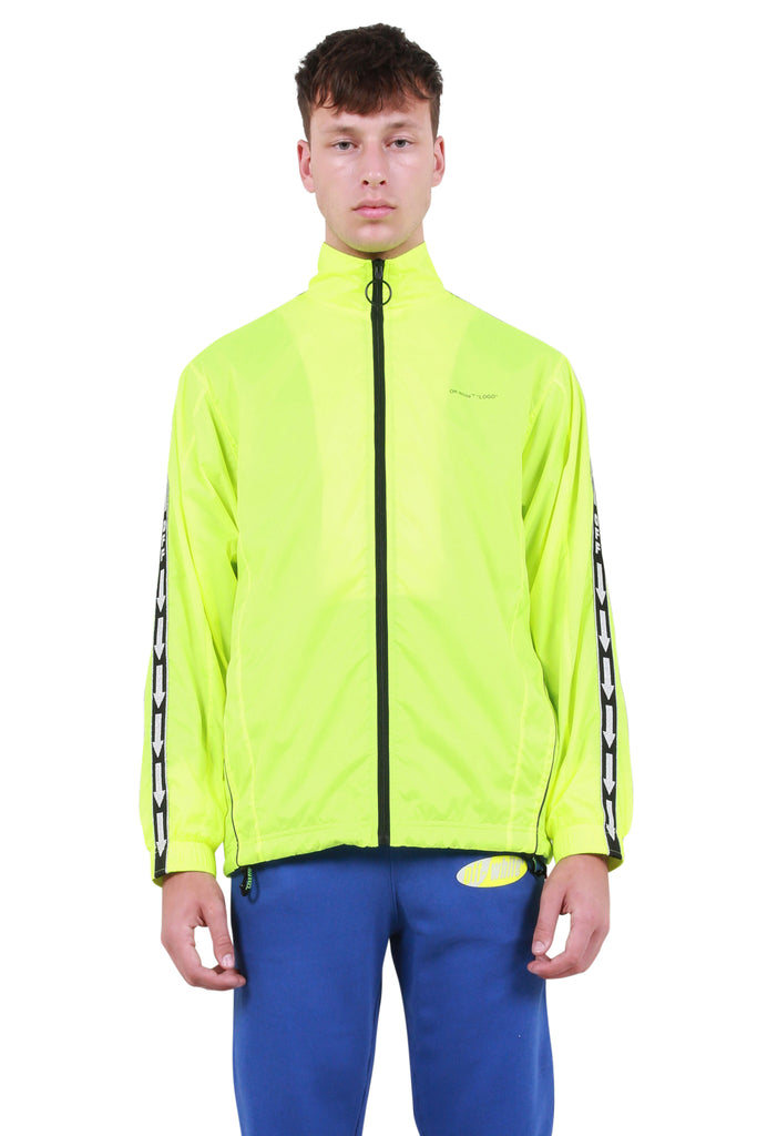 Track Top - Fluoro Yellow