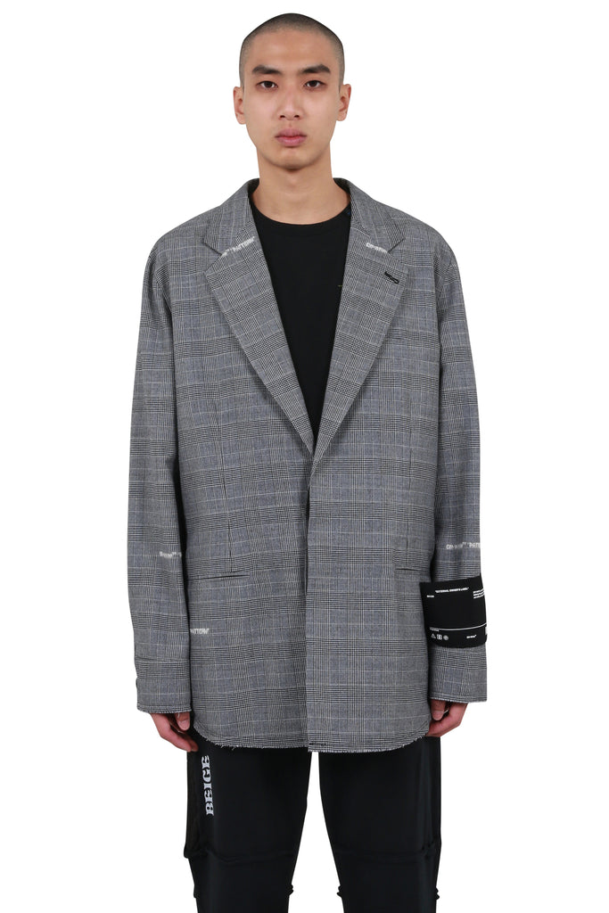Jacket Shirt - Grey