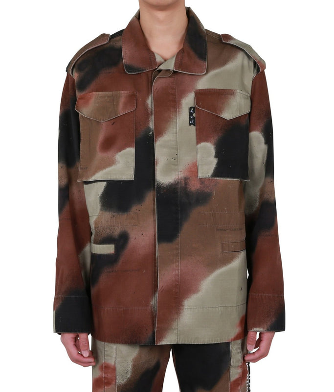 Camo Arrow Field Jacket