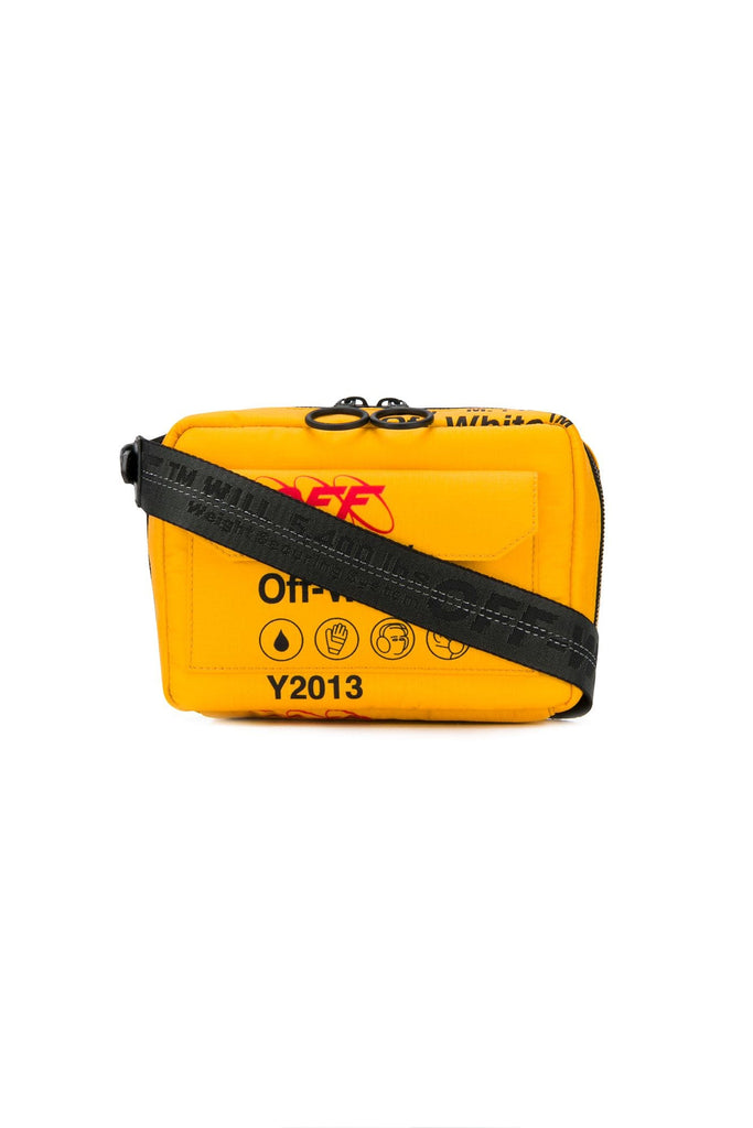 Industrial Travel Crossbody - Yellow