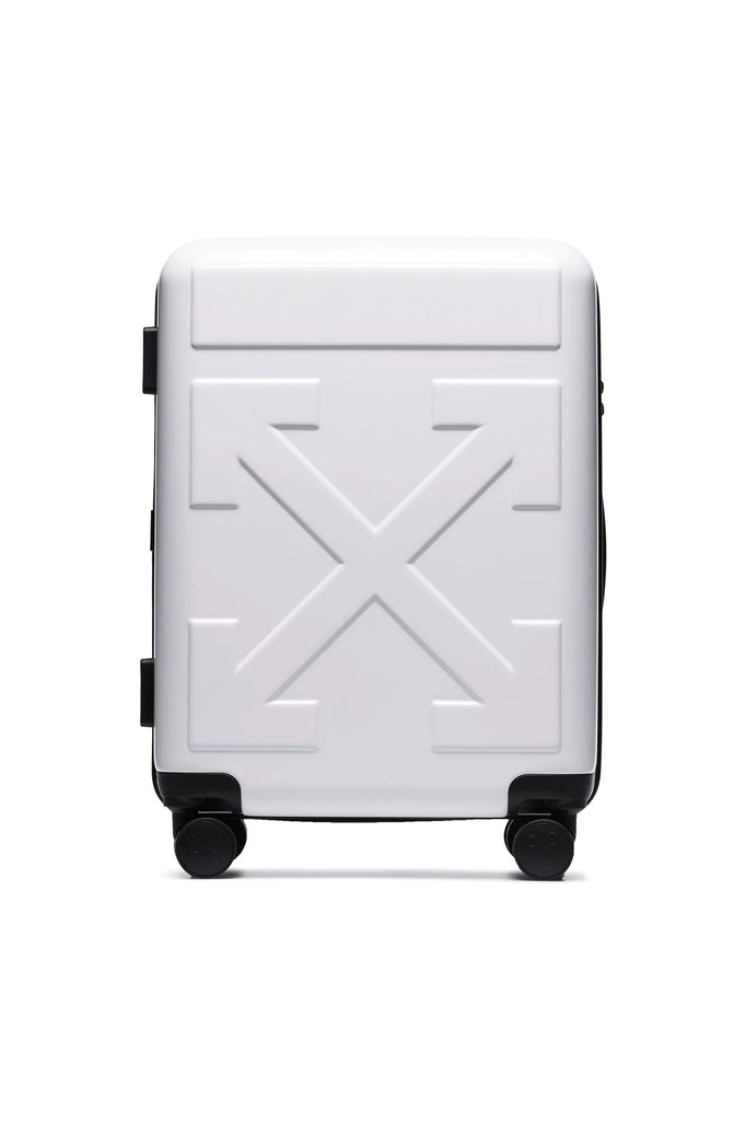 Arrow Travel Case - White