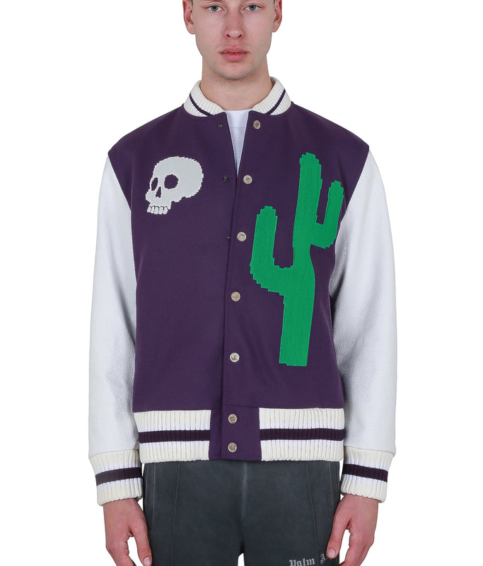 New Folk Varsity Jacket