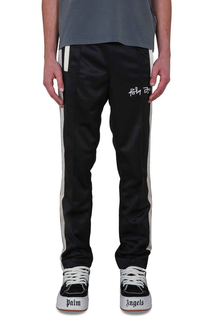 Desert Skull Track Pants - Black/Multi