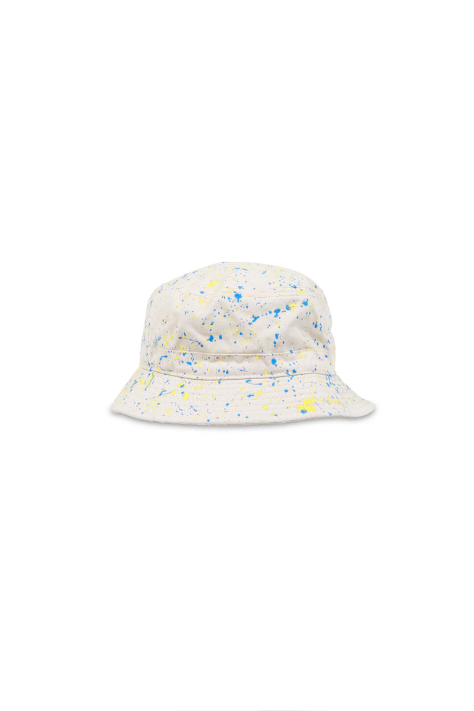 YB Painted Bucket Hat - Off White