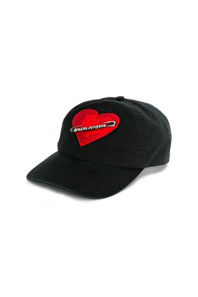 Pin My Heart Cap