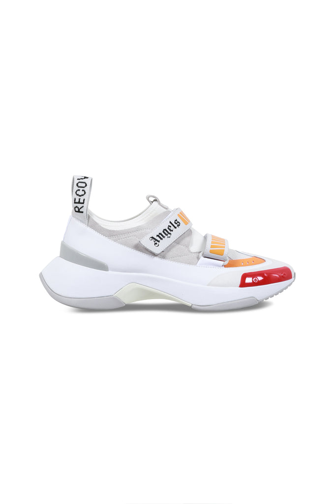 Recovery Sneaker - White/Orange