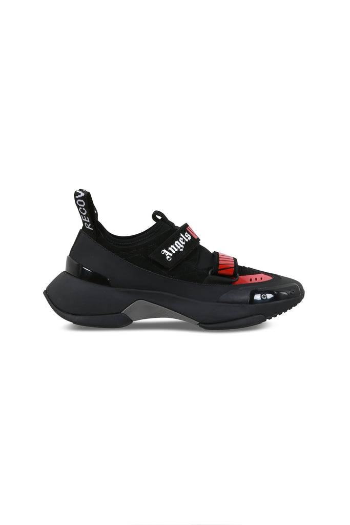 Recovery Sneaker - Black/Red