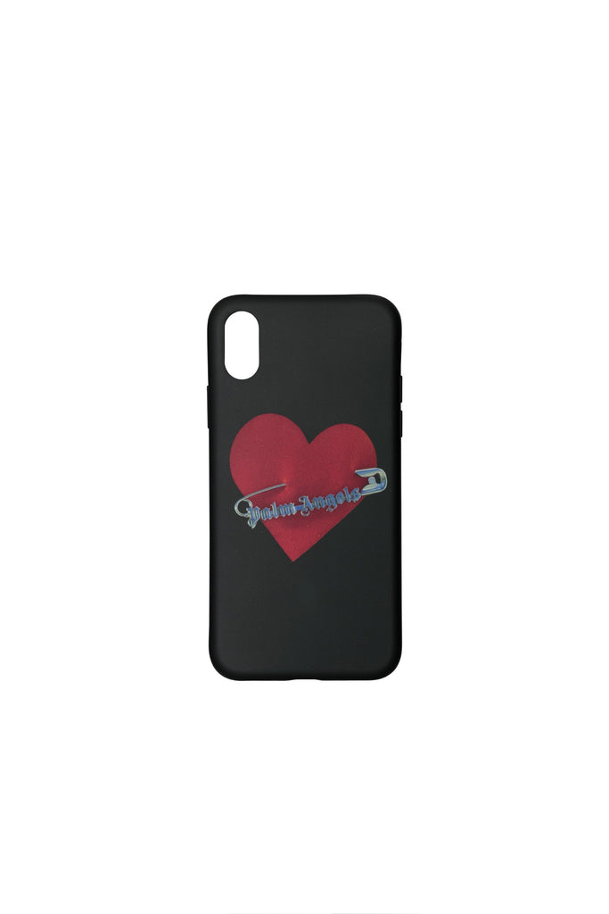 Pin My Heart iPhone X Case
