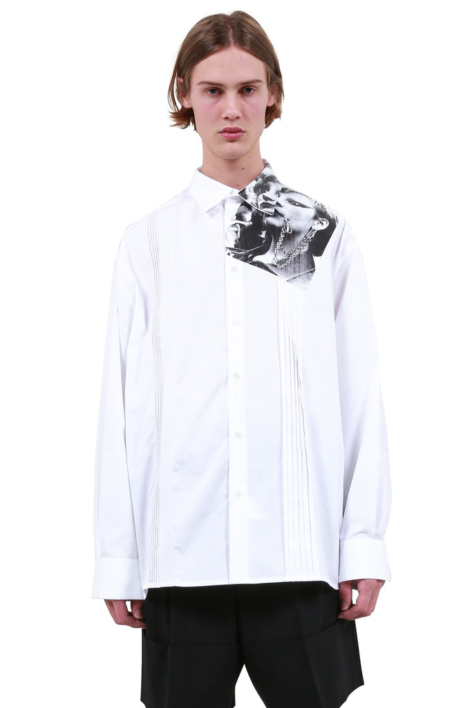 Punkette Shirt - White