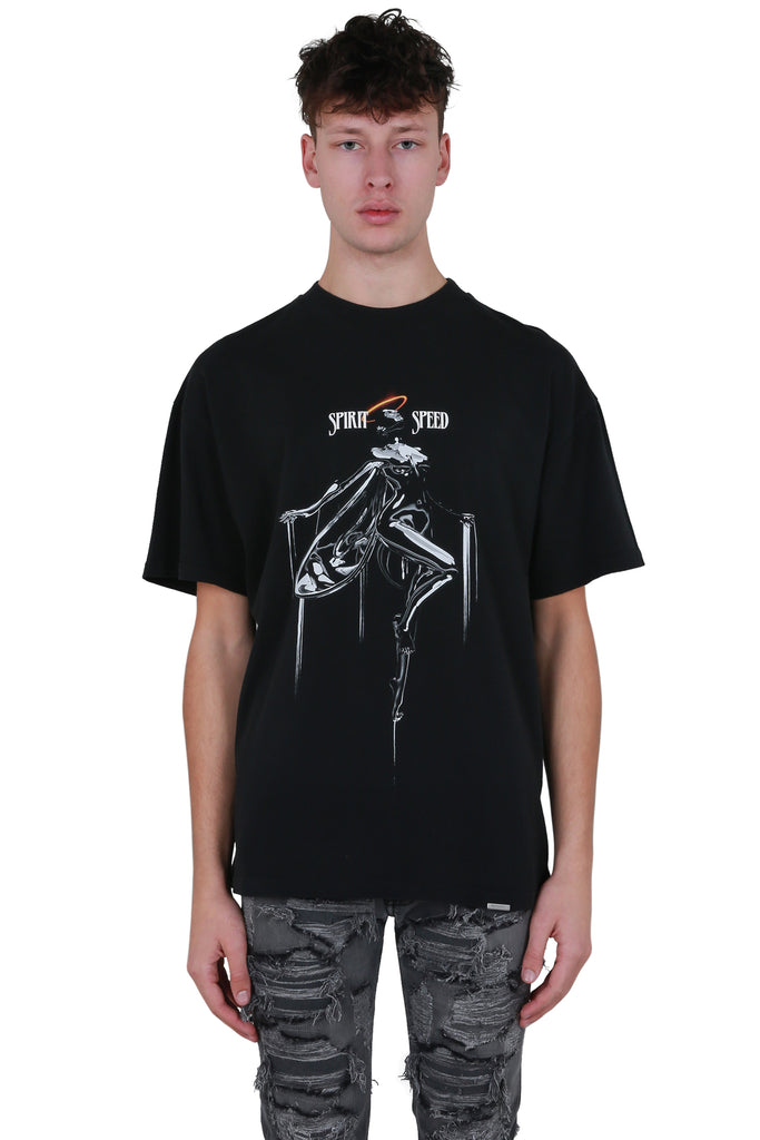 Angel T-shirt - Black