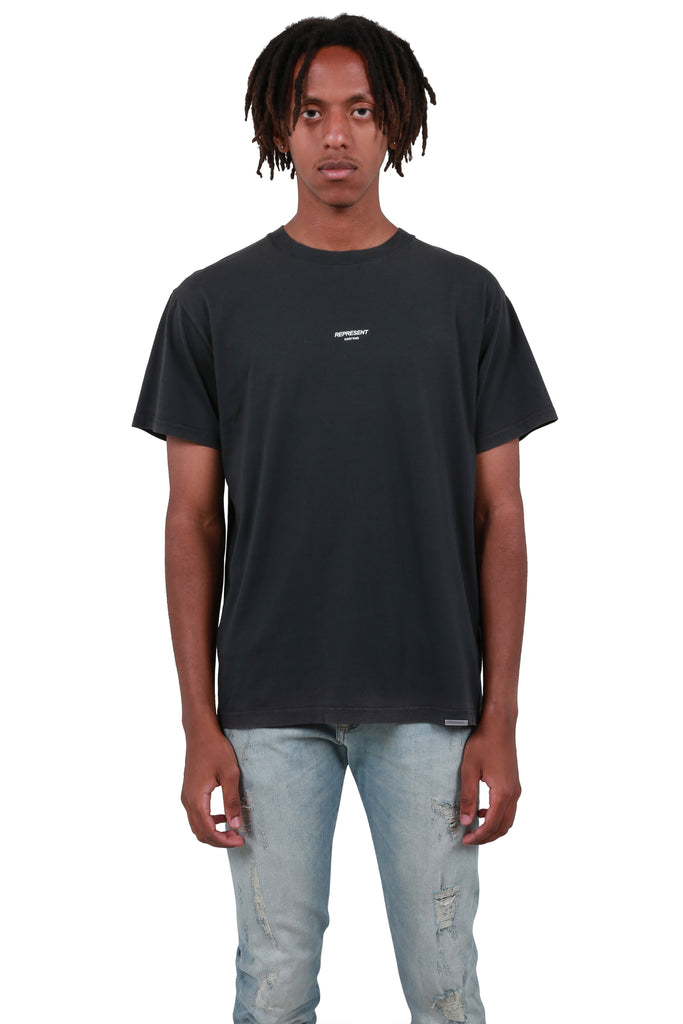 Regular Fit T-shirt - Vintage Black