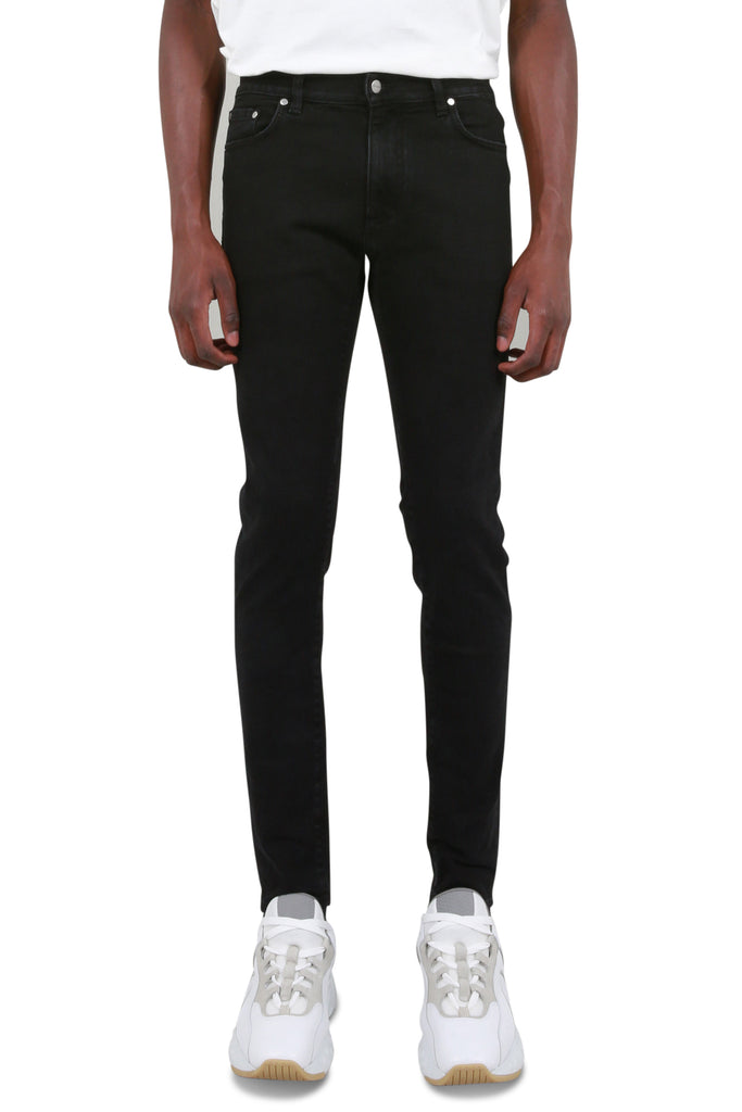 REPRESENT CLO: Essential Denim - Black | LESSONS