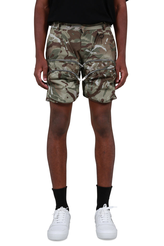 Cargo Shorts - Technical Camo