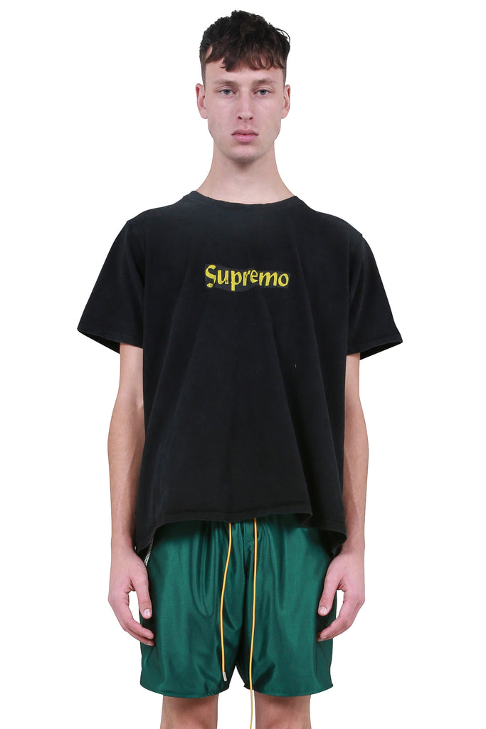 Supremo T-Shirt - Black