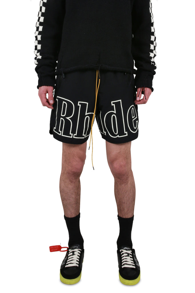 Swim Trunk - Black