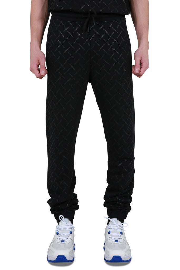 All-over County Sweatpants - Black