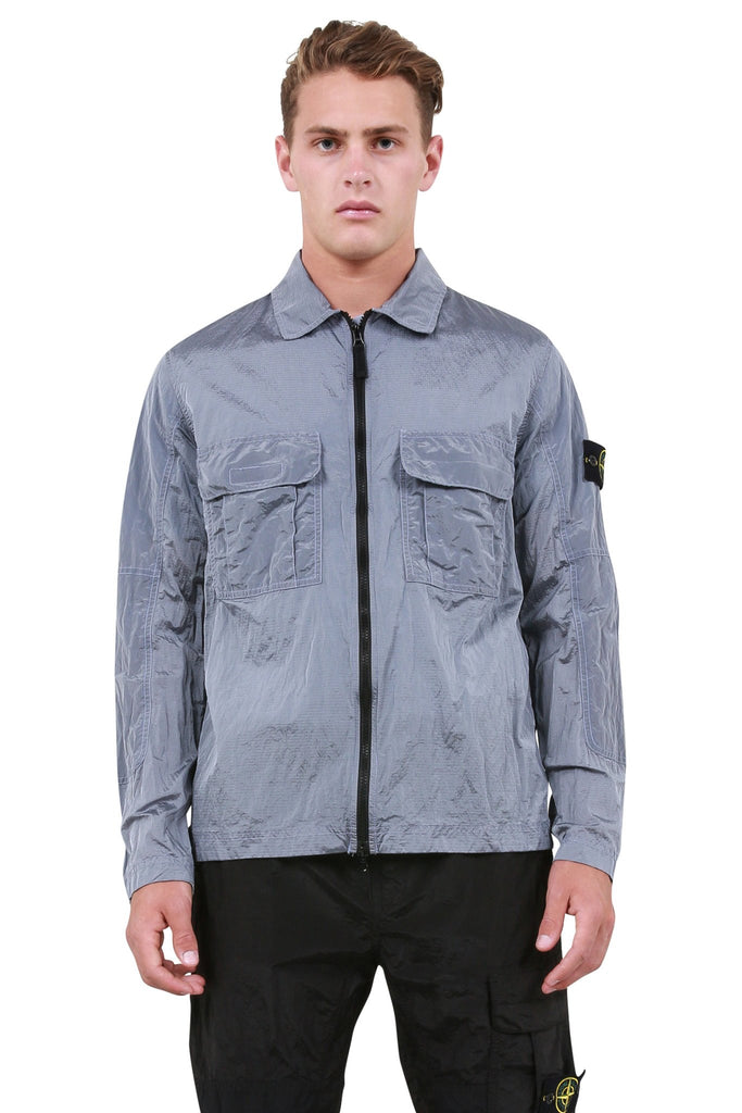 Overshirt Jacket - Silver