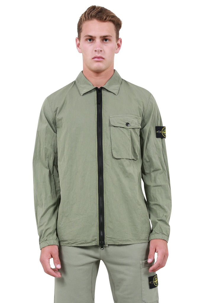 Overshirt Jacket - Green