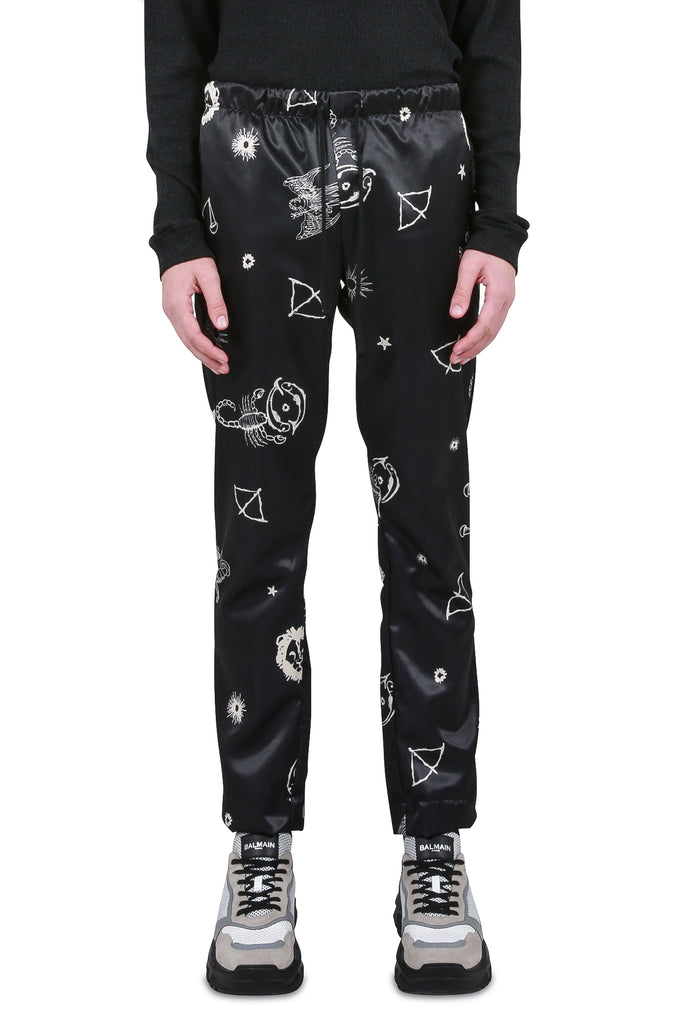Zodiac Pants - Black