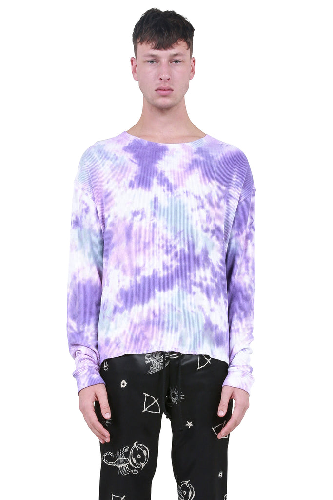 Thermal Long Sleeve - Tie Dye