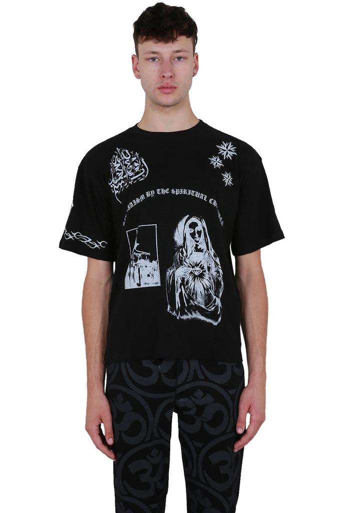 Spiritual Children T-shirt - Black