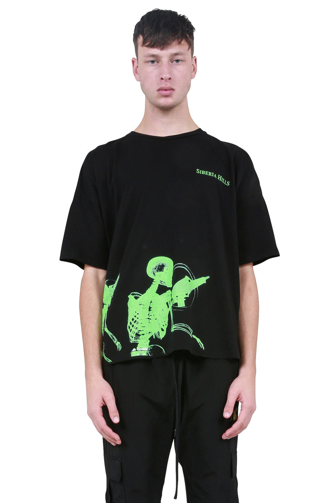 Skeletons T-Shirt - Black