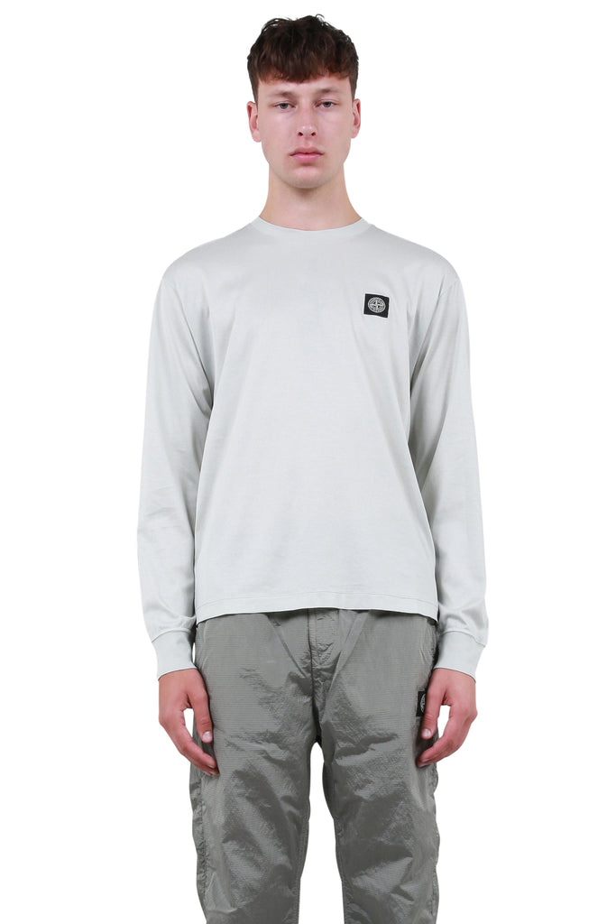 Small Patch Long Sleeve - Dust