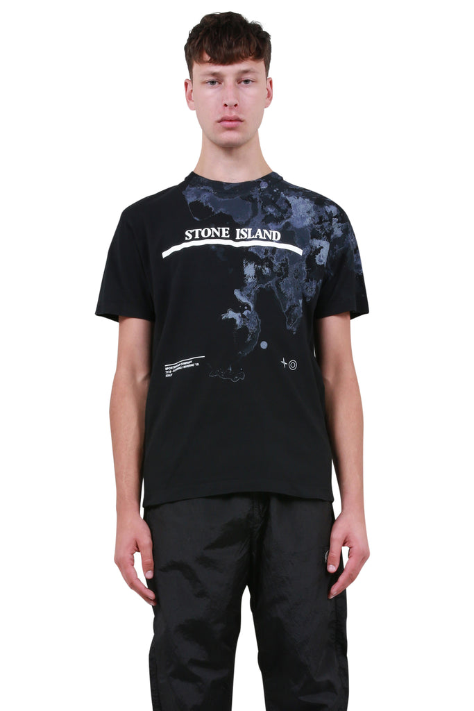 Graphic T-Shirt - Black