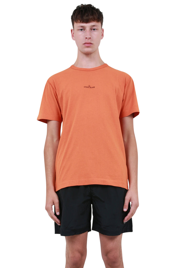 Logo T-Shirt - Orange