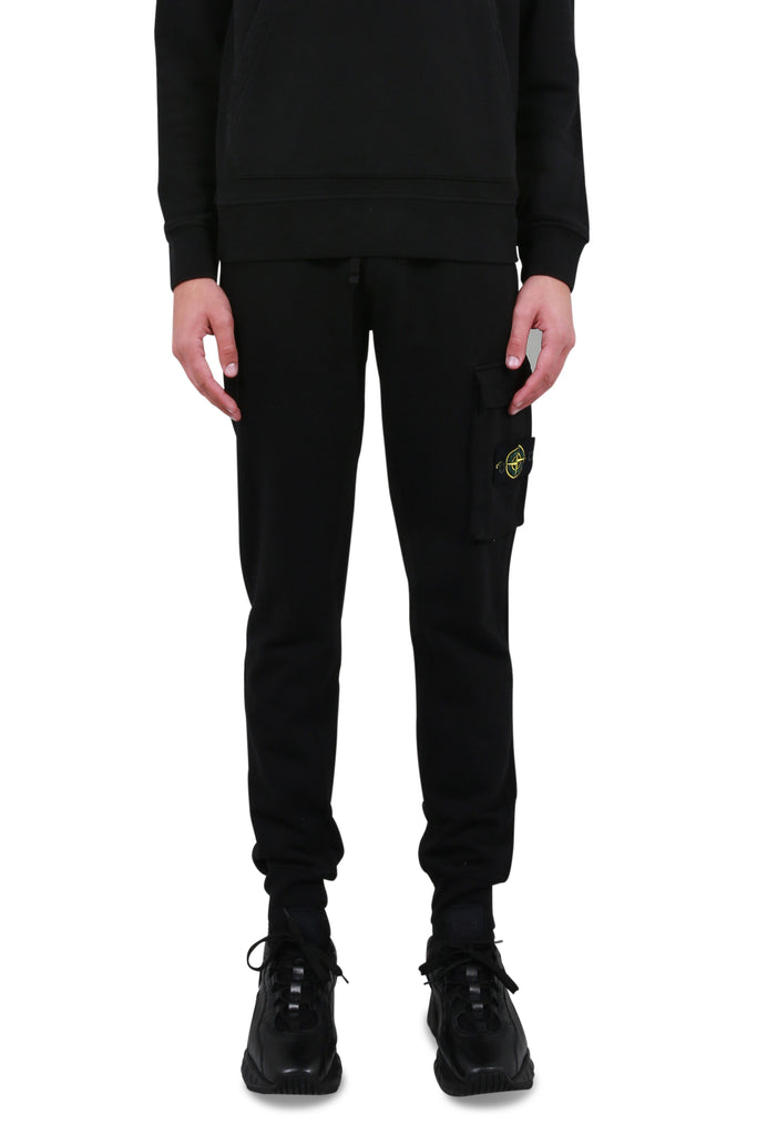 Fleece Sweatpant - Black