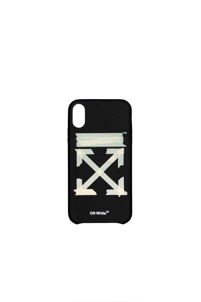 Tape Arrows iPhone XS Max - Black