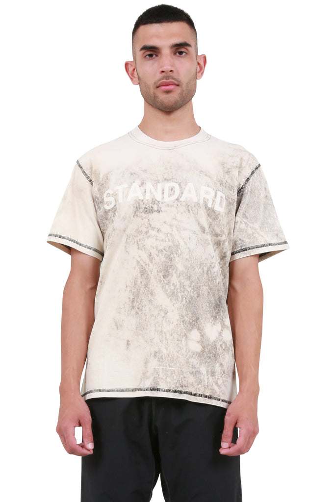 Overbranded T-Shirt - Acid Wash