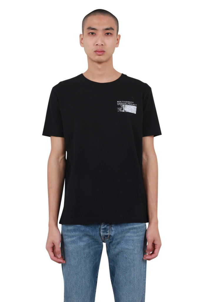 Concrete T-shirt - Black