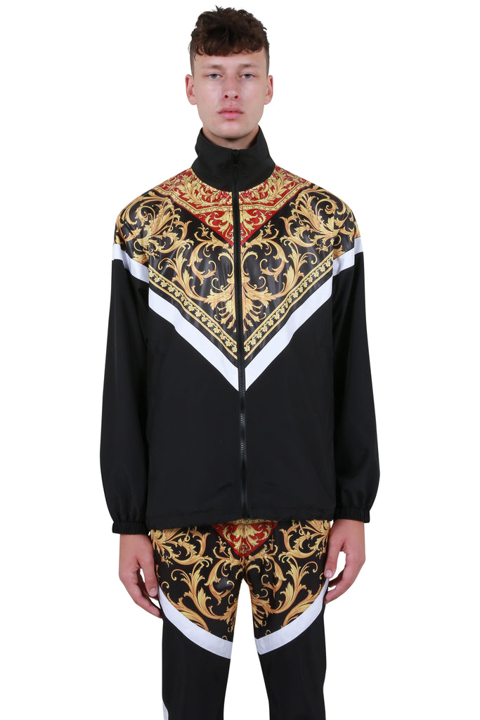 Baroque Track Jacket