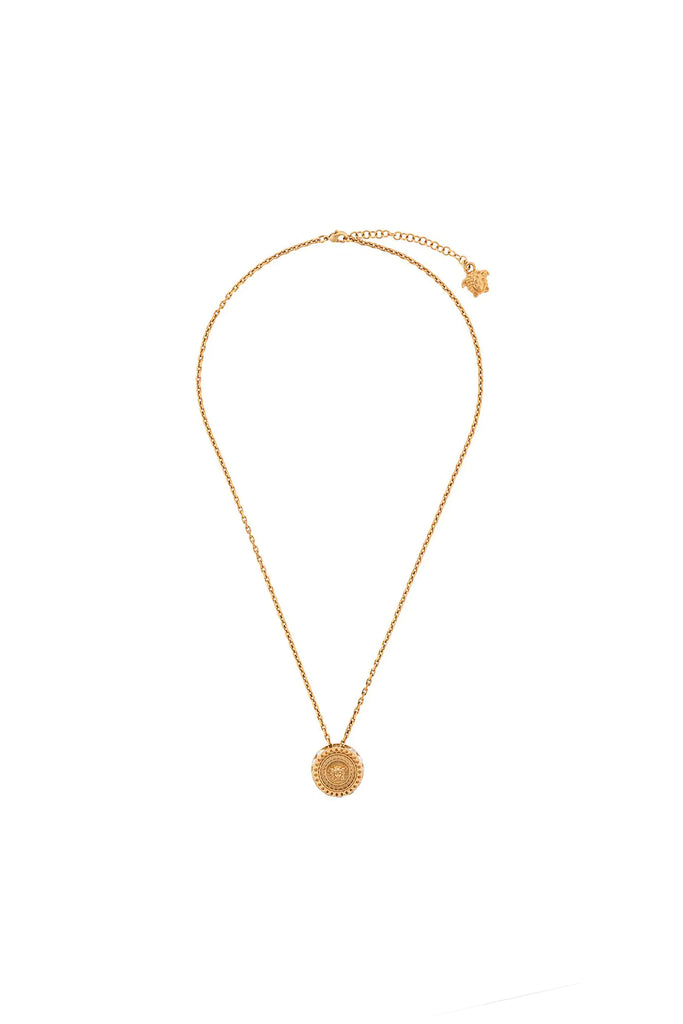 Medusa Necklace - Gold