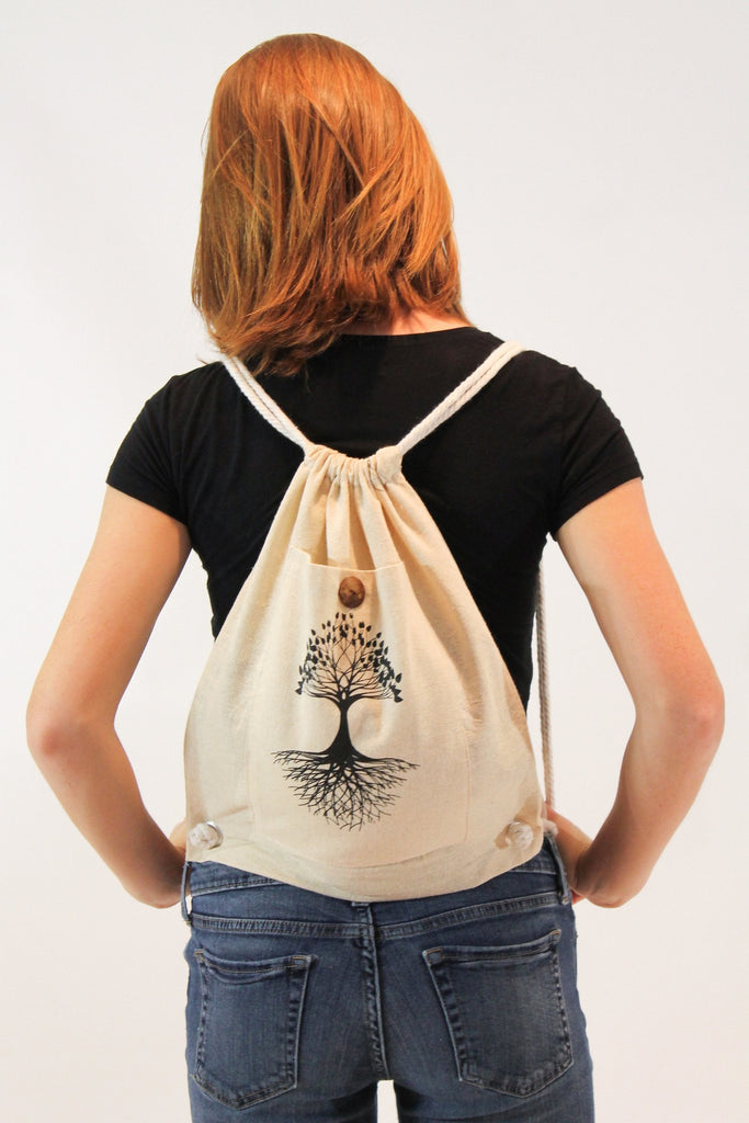 tree-of-life-drawstring-cotton-canvas-backpack-in-cream